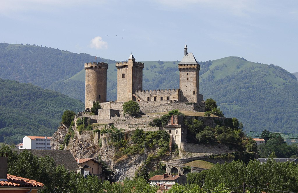 Château de Foix (Ariège)